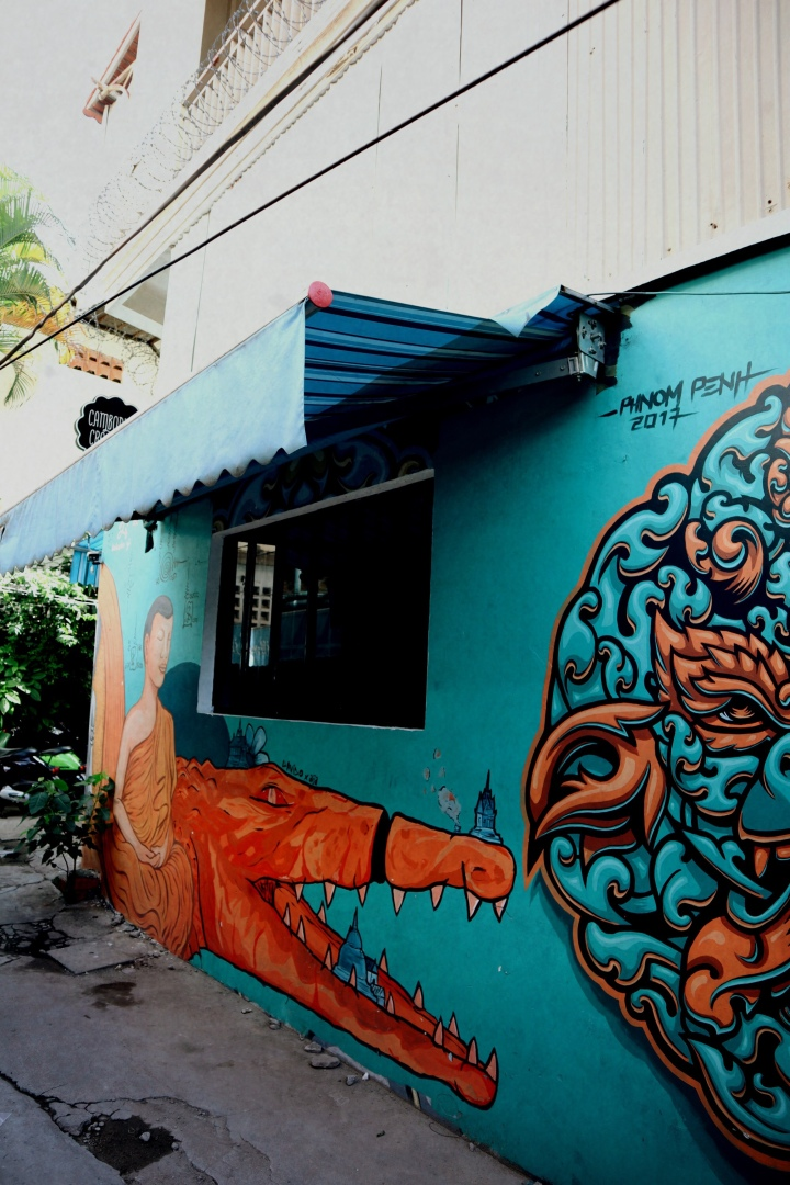 3 Great Restaurants in Hidden Alleys of Phnom Penh