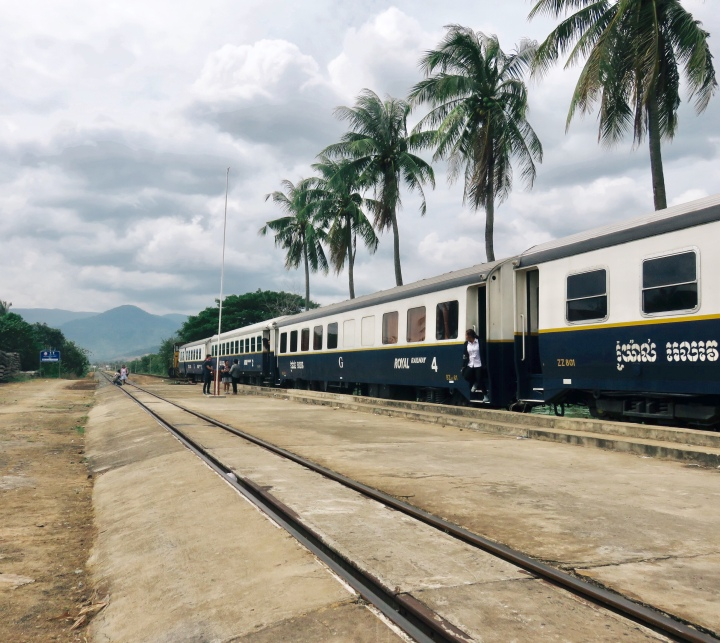 What You Need to Know about Taking Train toKampot